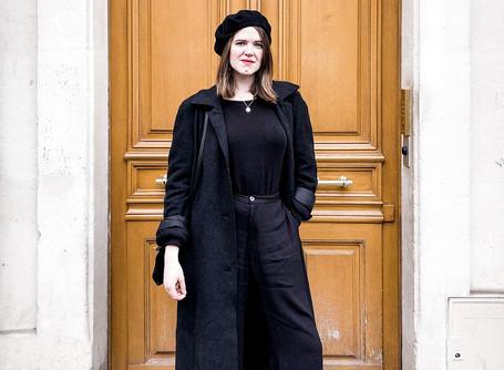 Musik im Homeoffice - ein Interview mit Grafikerin Laura Vikanis