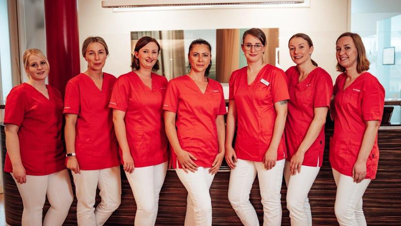 Arzthelferinnen der Kardiologie Schwerin