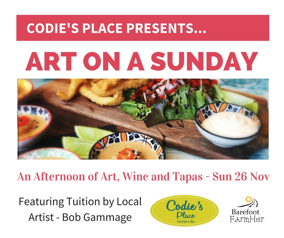 Art on a Sunday - 26 November 2017