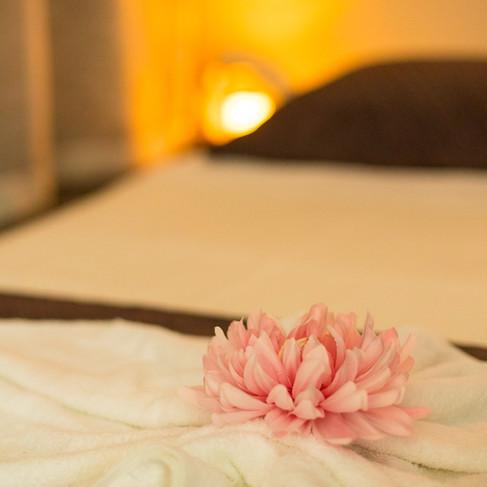 Thajská masážna posteľ 2