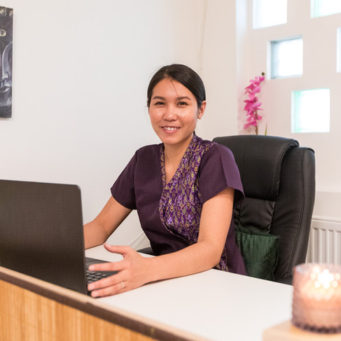 Recepcia Jasmine Thai Massage