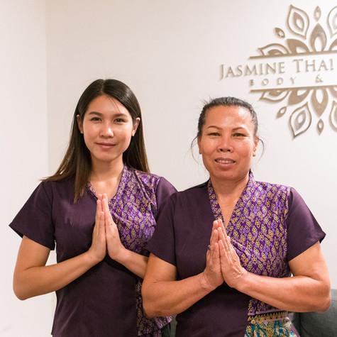 Masérky Jasmine Thai Massage