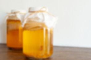 "homemade fermented drink Jun Tea SCOBY """