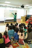 保育園での授業