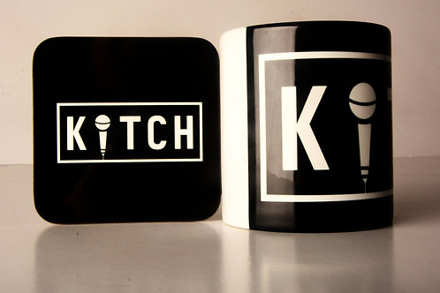 Kitch Mug and Coaster