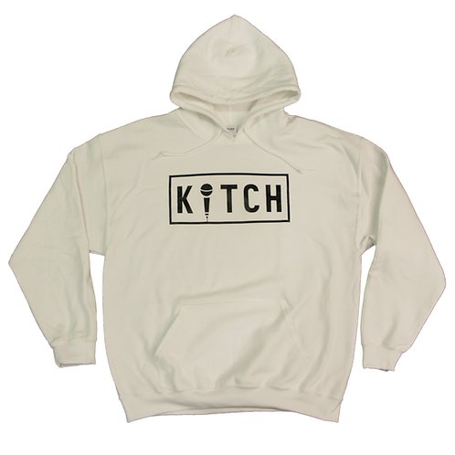 White Kitch Jumper