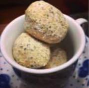 米粉 de スノーボールクッキー