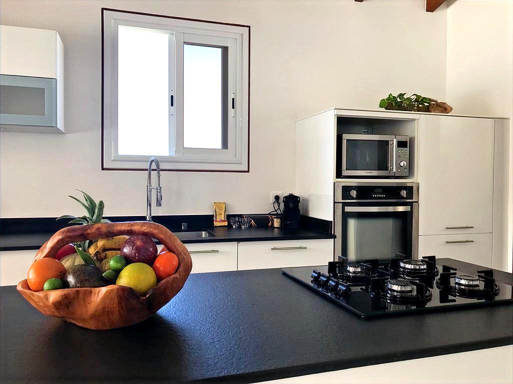 Villa stefie cuisine
