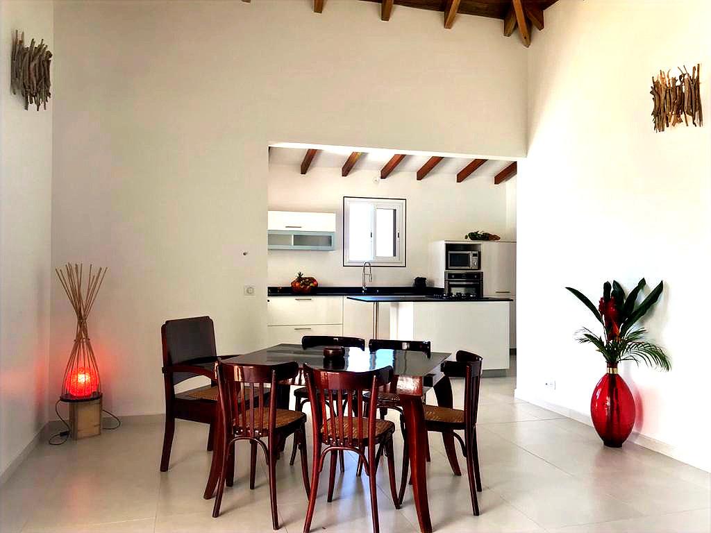 Villa stefie salle à manger