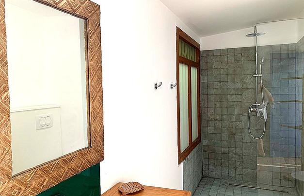 Salle d'eau chambre rez de chaussé