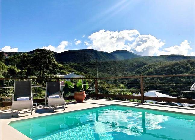 Villa stefie Espace piscine