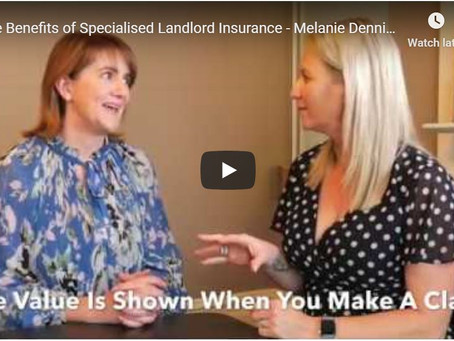 The Benefits of Specialised Landlord Insurance