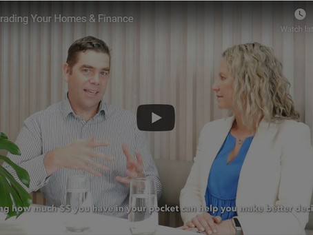 Upgrading Your Home & Finance