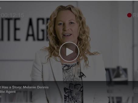 Every Agent Has a Story: Melanie Dennis