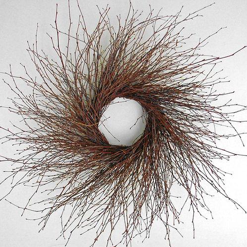Birch Twig Wreaths