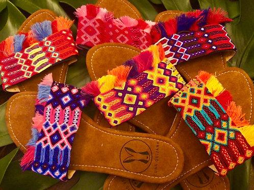 ARTisan Chiapas Handmade flat flip