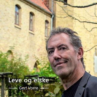 Gert Vorre, Leve og elske, cover.jpg