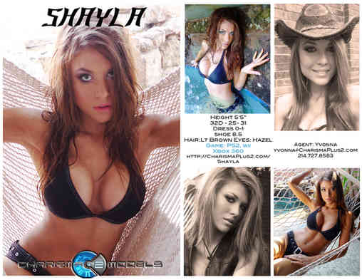 Photos taken used as a promo