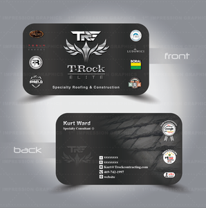 Business Card Design & Printing