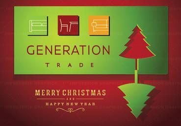 Custom Christmas Card Design