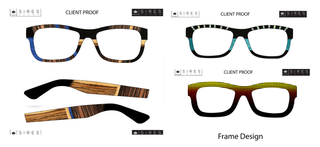 Eyeglass Frame Design