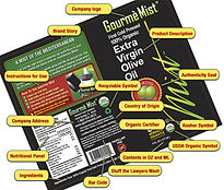 Packaging and Label Design 1stimpressiongraphics.com
