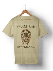 Vector T-shirt Design Mockup