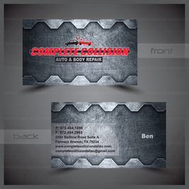 Business Card - Auto