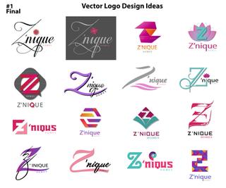 Vector Logo Design - Custom