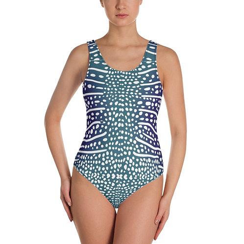 Shark Skin 1-piece Suit