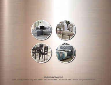 Back Custom Catalog Design