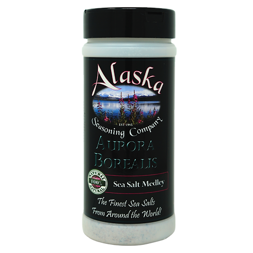 Aurora Borealis Sea Salt Medley