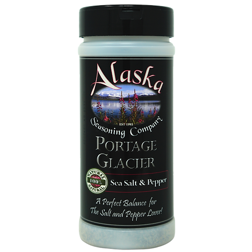 Portage Glacier Sea Salt & Pepper Blend