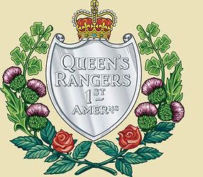 The Queen's York Rangers Crest