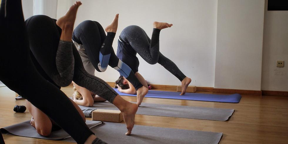 Curso de Professor de Vinyasa Yoga