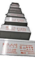 Solar Battery, UK's Global Solar shop