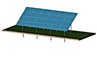 Solar Mounting Brakets, Global UK Solar Panel