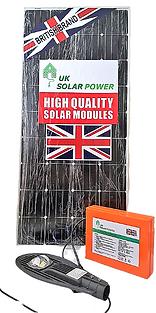 Solar Street Light, UK's Global Solar shop