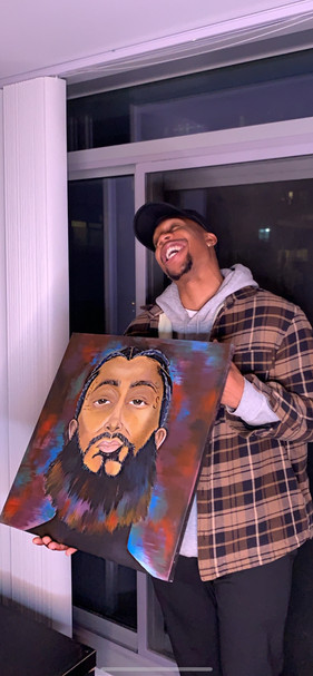 Nipsey Hussle, Crenshaws rap sensation