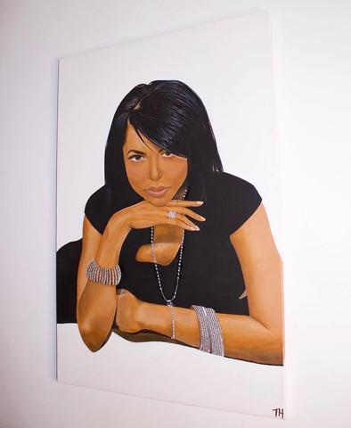 Aaliyah, aka Baby Girl aka The Princess of R&B