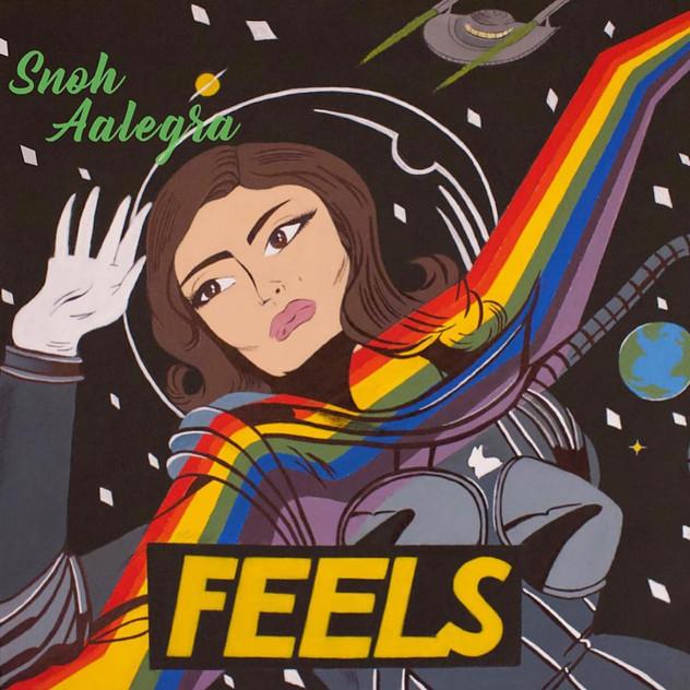 Snoh Aalegra's FEELS Album Cover