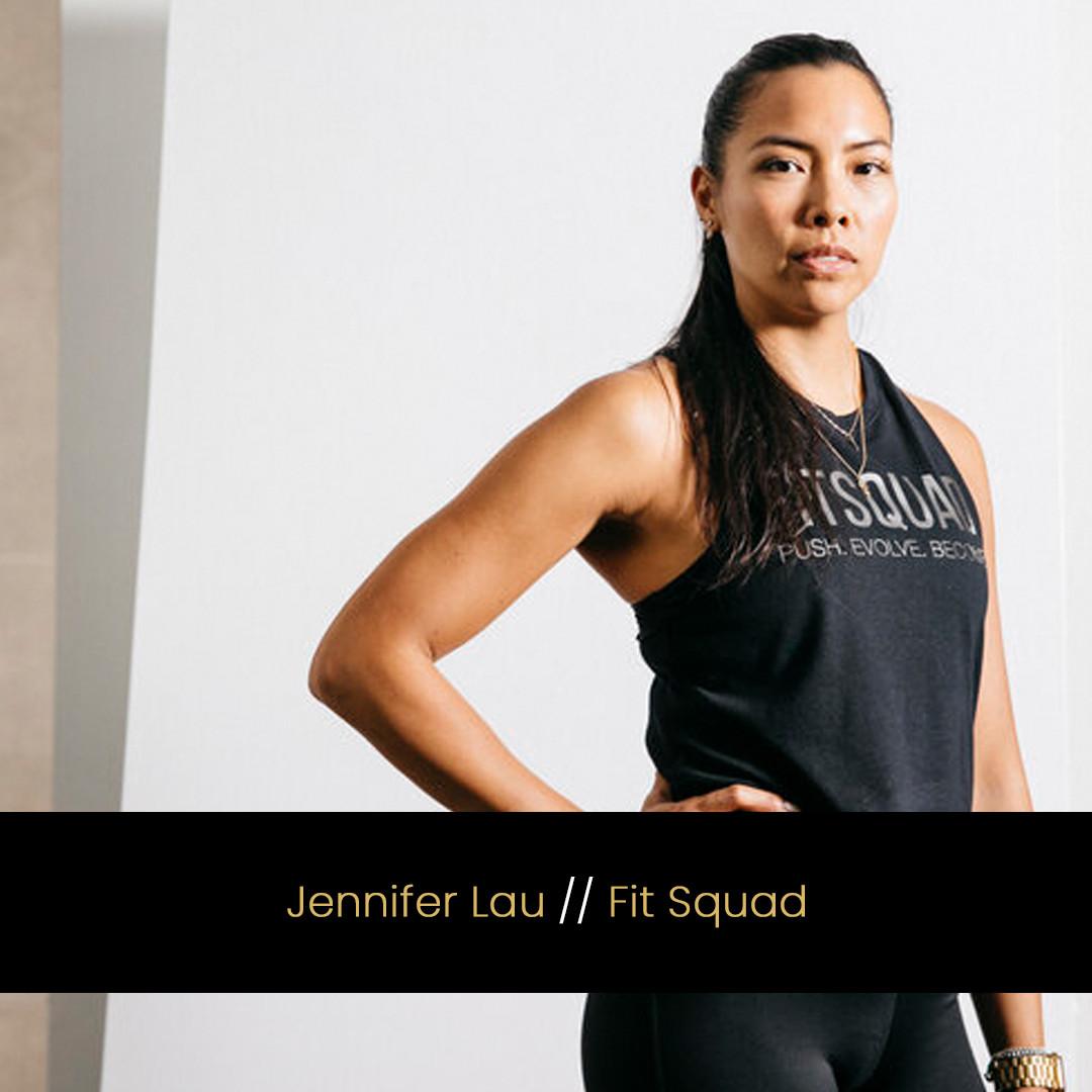 Jennifer Lau