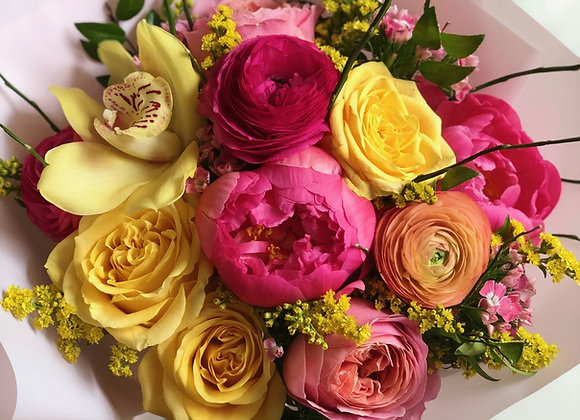Bouquet of Spring Florals