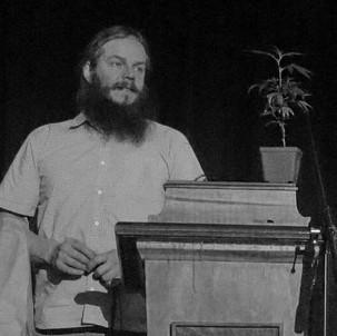 Keith Morris presented 'Organic Cannabis'