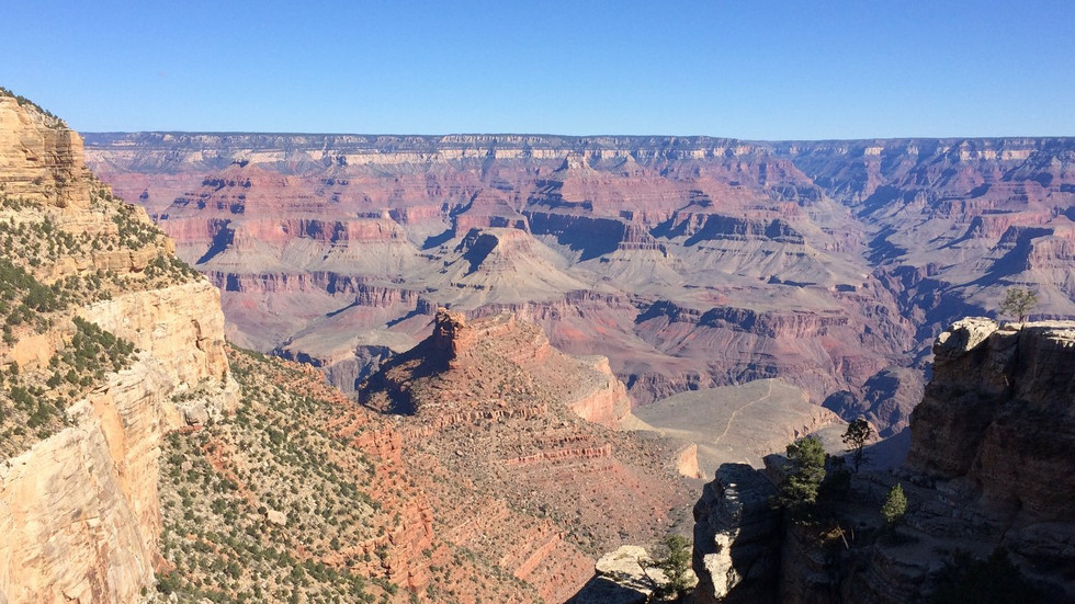 Hike to the Bottom - Grand Canyon's Bright Angel Trail
