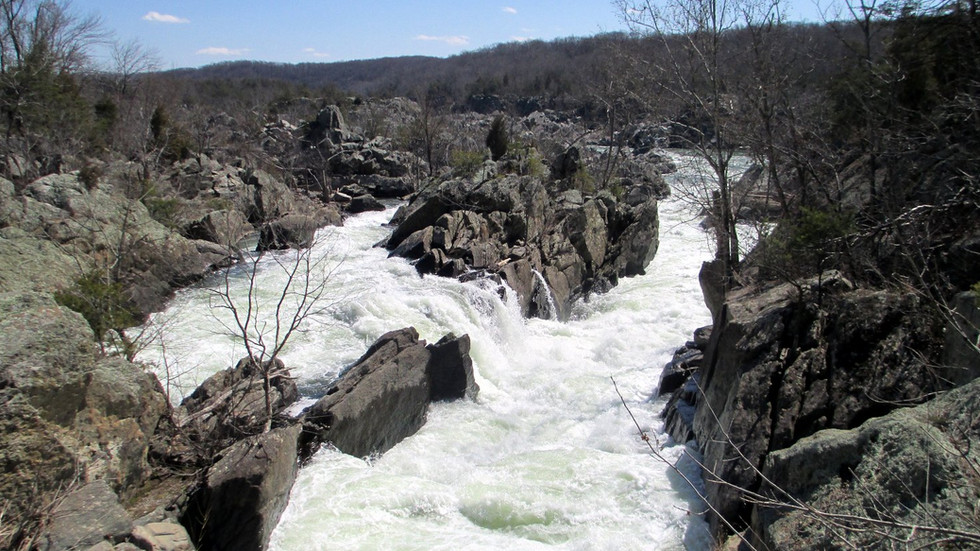 Escape the D.C. Hustle - Great Falls of the Potomac