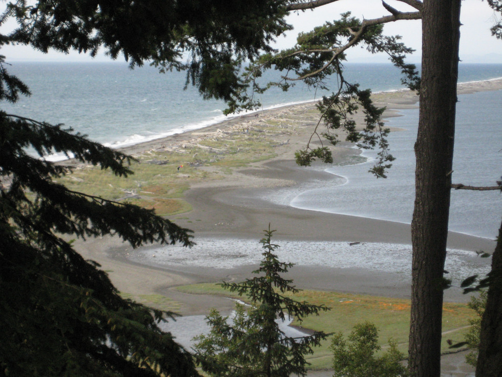 Pacific Northwest Hidden Treasure - The Dungeness Spit
