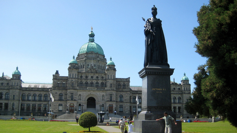 Victoria - the Garden City of the Pacific Northwest