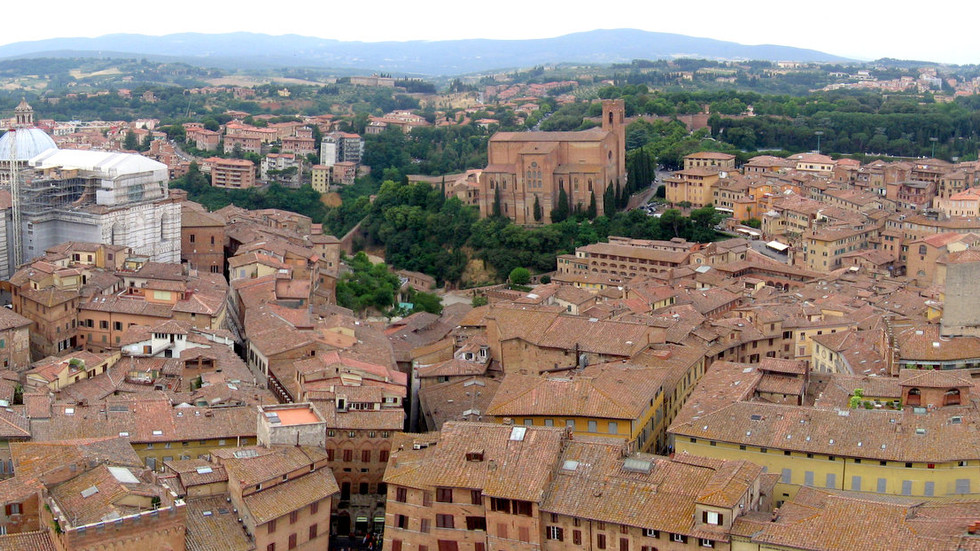 The Medieval Charm Of Siena