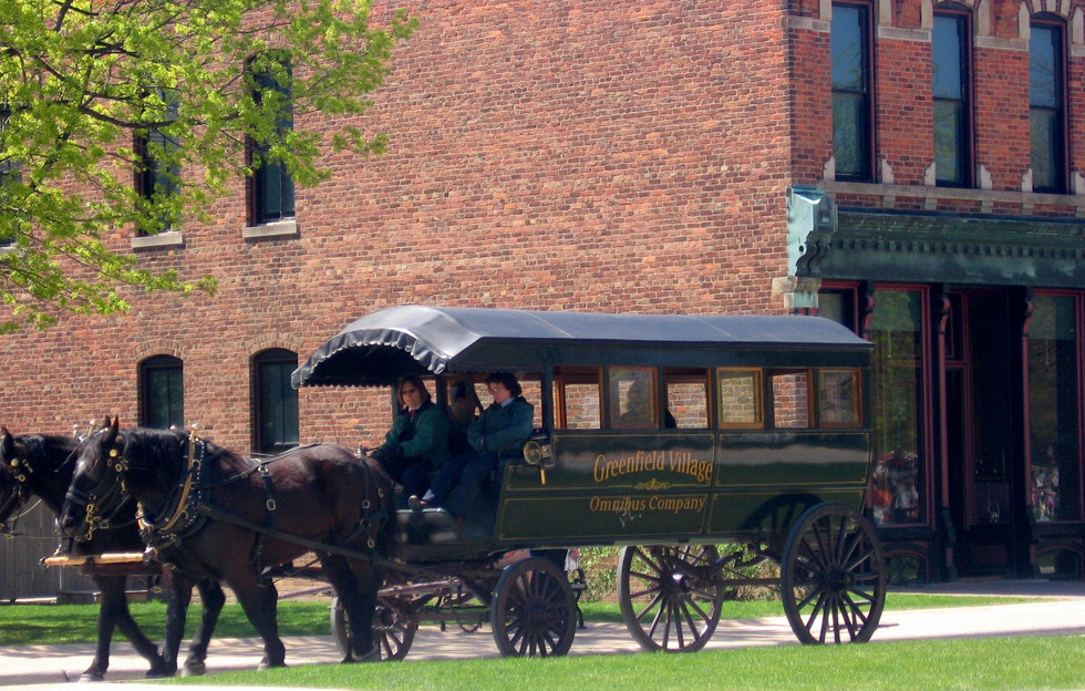 Bringing American History to Life at Greenfield Village